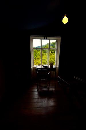 Wordsworth's Study, Ryder House - Lake District, UK