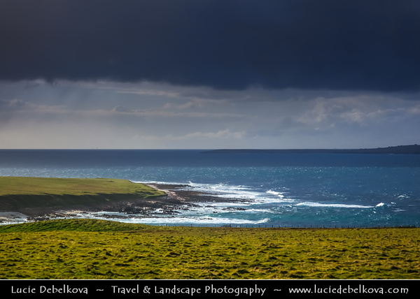 UK - Scotland - Caithness - John O' Groats - The most northerly settlement of mainland Great Britain -
