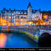 Europe - UK - United Kingdom - Scotland - Western Highlands - Oban in Argyll - One of the most popular tourist destinations in the Scottish Highlands & gateway to islands of the Inner and Outer Hebrides