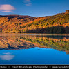 UK - Scotland - Western Highlands - Loch Duich - Loch Dubhthaich captured during morning light