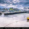 Europe - UK - United Kingdom - Scotland - North-eastern Scottish coast - Aberdeenshire - Portsoy - Historical harbour