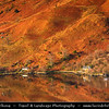 Europe - UK - United Kingdom - Scotland - Western Highlands - Loch Duich - Loch Dubhthaich captured during morning light