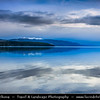 UK - Scotland - Loch Ness - Large, deep, freshwater loch/lake in the Scottish Highlands - Second largest Scottish loch by surface area at 56.4 km2 (21.8 sq mi) after Loch Lomond - The largest by volume.