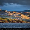 Europe - UK - United Kingdom - Scotland - Western Scottish Highlands - Western Ross - Loch Gairloch in North-West Highlands of Scotland - Sea loch with awe-inspiring scenery
