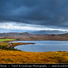 Europe - UK - United Kingdom - Scotland - Western Scottish Highlands - Western Ross - Loch Ewe - Loch Iùbh - Sea loch nestled within dramatic landscapes of Scotland's Western Highlands