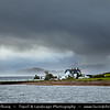 Europe - UK - United Kingdom - Scotland - Western Scottish Highlands - Onich - Ounich - Village on east shore of Loch Linnhe