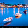 Europe - UK - United Kingdom - Scotland - Western Highlands - Oban in Argyll - One of the most popular tourist destinations in Scottish Highlands & gateway to islands of Inner and Outer Hebrides
