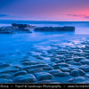 Europe - UK - United Kingdom - Wales - South Wales - Bridgend - Southerndown - Dunraven Bay - Glamorgan Heritage Coast - Spectacular mix of rugged & unusual cliffs, rock formations & golden sandy beaches
