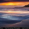 Europe - UK - United Kingdom - England - Northumberland - Bamburgh Castle - Iconic historical castle on one of most beautiful stretches of Northumberland coastline