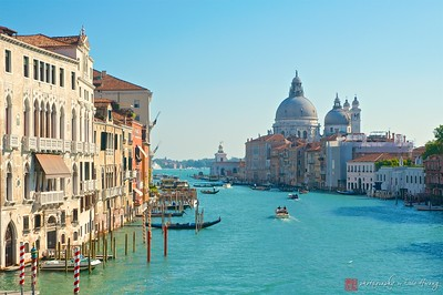 Grand Canal Venice, Italy