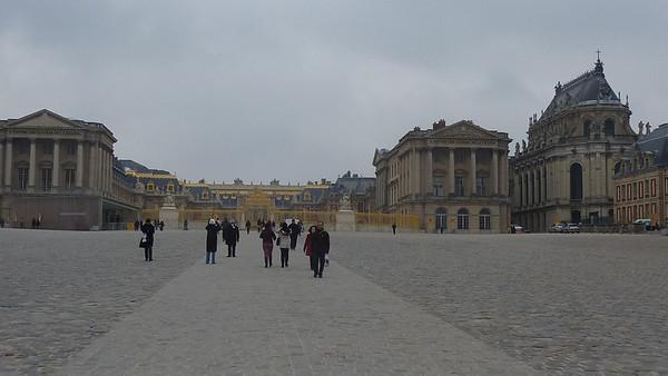Versailles, December 2010