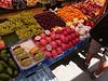 Naschmarkt<br /> Outdoor Market<br /> Vienna, Austria