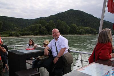 Sailing the Danube!