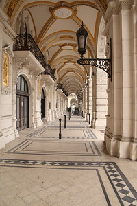 The Inside Gate of The Hofburg