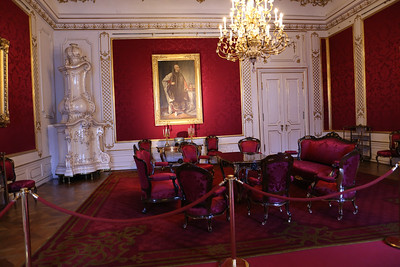 Inside the Hofburg Palace