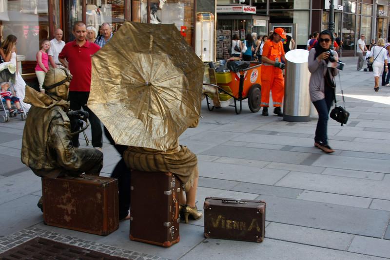 more street performers