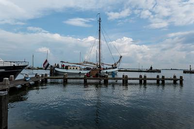 Volendam Pier