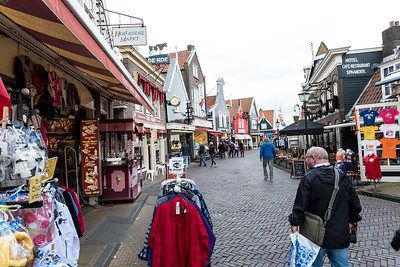 The Streets of Volendam