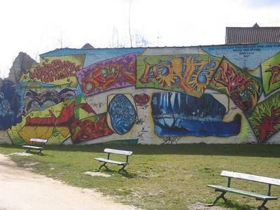 grafitti_é