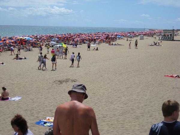 Playa del Ingles, Gran Canaria, Spain