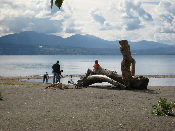 Walk to Morges