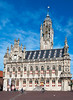 "Middelburg's ""stately and picturesque"" cathedral -- one of only two pre-Reformation cathedrals in The Netherlands, along with St. Martin's in Utrecht -- began construction in the 10th century with additional work continuing through the Middle Ages."