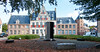 Middleburg was second only to Amsterdam in Dutch East India Company trading and played an important part in the 17th century slave trade, a fact acknowledged and memorialized in the black-and-white monument and the surrounding stones.