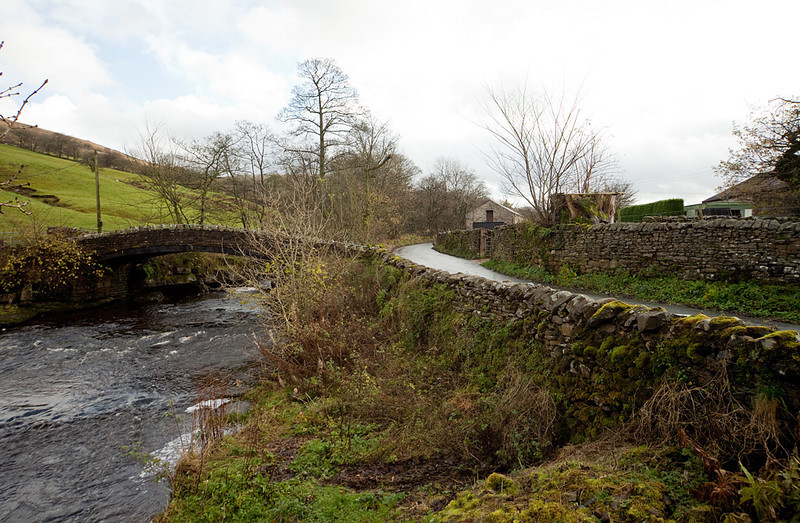 Bridge near Cowgill