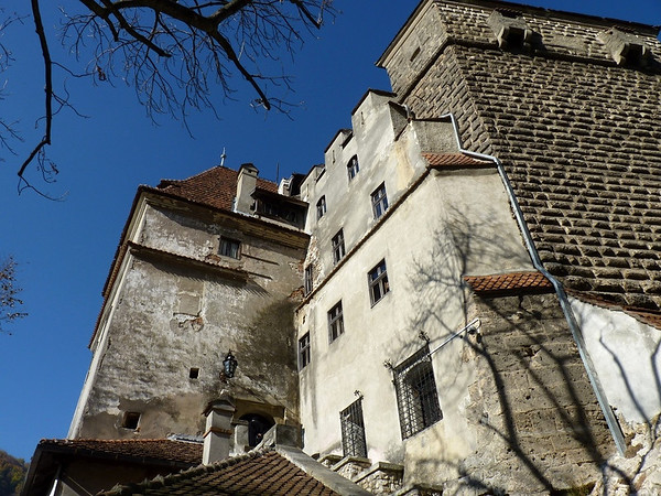 Transylvania To Bucharest - Bran Castle, Romania