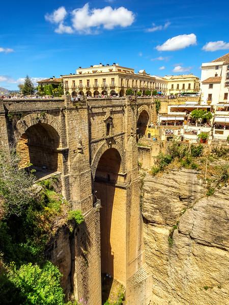 Puente Nuevo Bridge Ronda Spain_DSC00809 copy