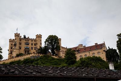 Hohenschwangau Castle, Fussen Germany