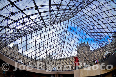 The Louvre Paris, France
