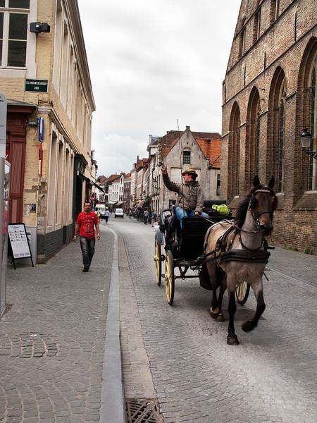 Bruges Carriage, Belgium.