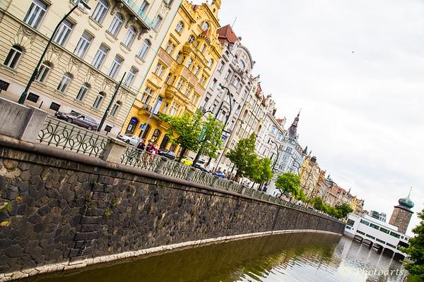 Prague Tilted!