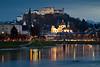 Leaving Salzburg, Salzburg Austria