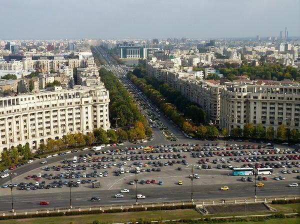 Transylvania To Bucharest, Romania 2