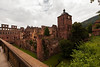 Heidelberg Castle Ruins, Germany.