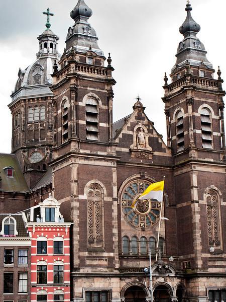Amsterdam Church, Netherlands.