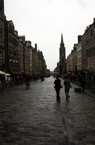 The Royal Mile - Scotland