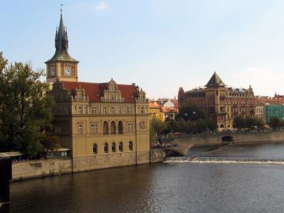 """""""Prague #4 """", Czechoslovakia."""