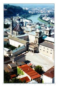 """Salzburg, Austria"""