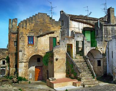 Matera (Italy) Architecture
