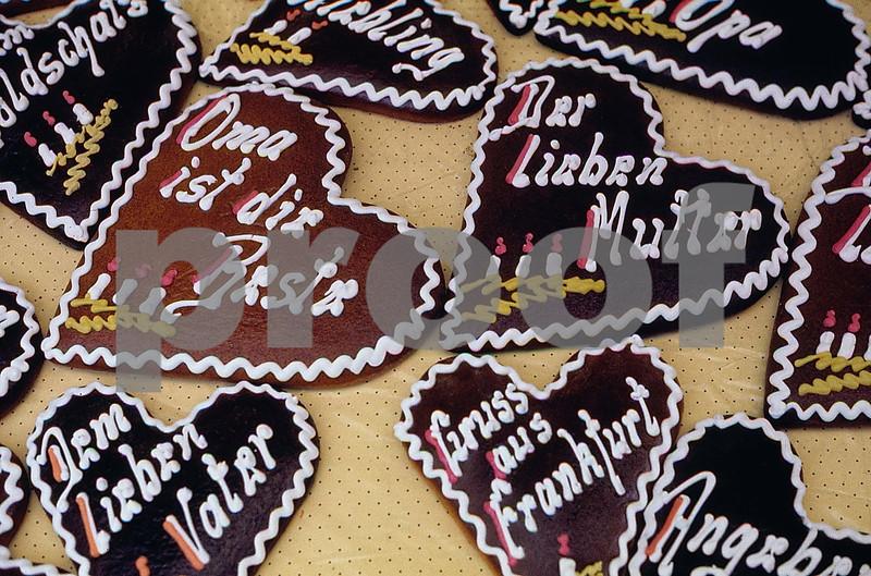 Frankfurt xmas cookies s
