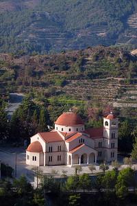 Greek Orthodox Church in the Fields of Cypress