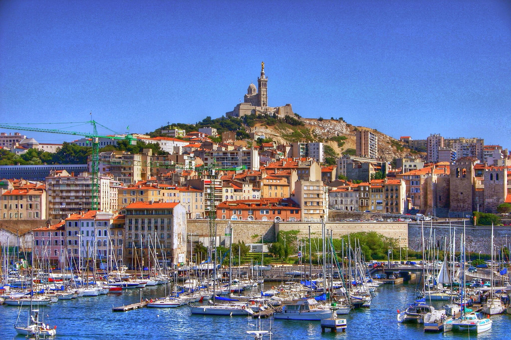 marseille France M HDR