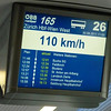 Eurail Train Lucerne to Vienna
