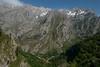 The tiny hamlet of Cain, and the vertiginous mountains of Picos de Europa, Spain.