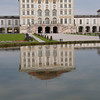 Schloss Nymphenburg, one of the royal residences of the former Bavarian royal family. I like reflection shots and couldn't resist this.