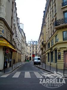 """Rues de Paris"" (Paris, France)"