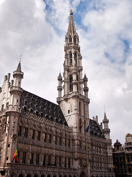 Brussels Town Hall, Belgium.